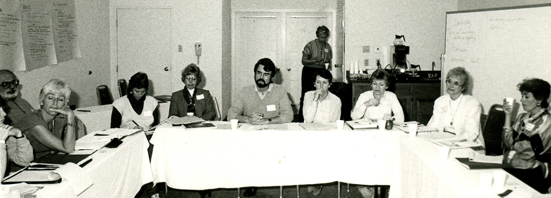 1986 NCCS Founding Meeting