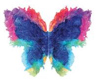 looc logo butterfly