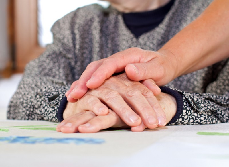 Caregivers also have unique needs and require support.