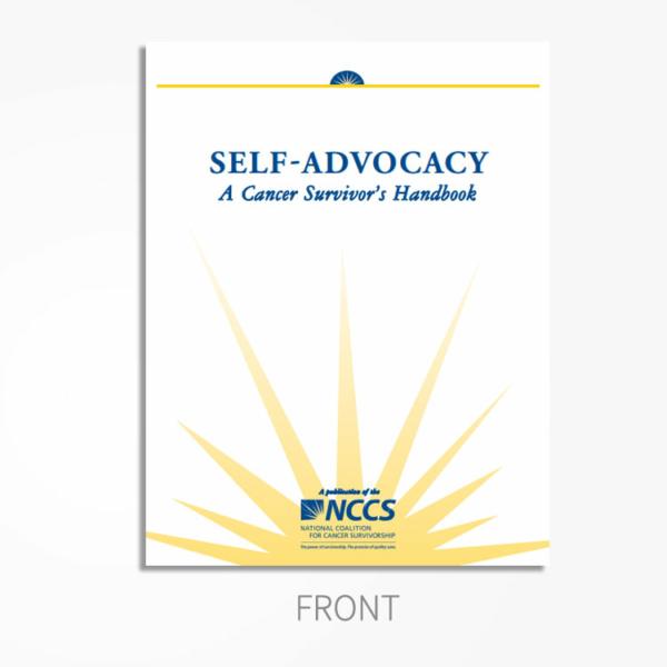 Self-Advocacy Book Cover