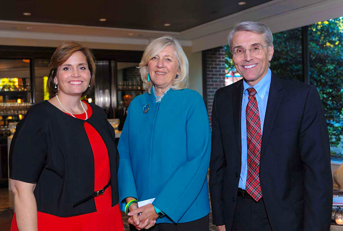 National Coalition for Cancer Survivorship hosts their Focus on the Care Awards reception on Wednesday, October 21, 2015, in Washington, DC. (Photos by Leslie E. Kossoff) Dr. Richard Pazdur Ellen Goodman Shelley Fuld Nasso