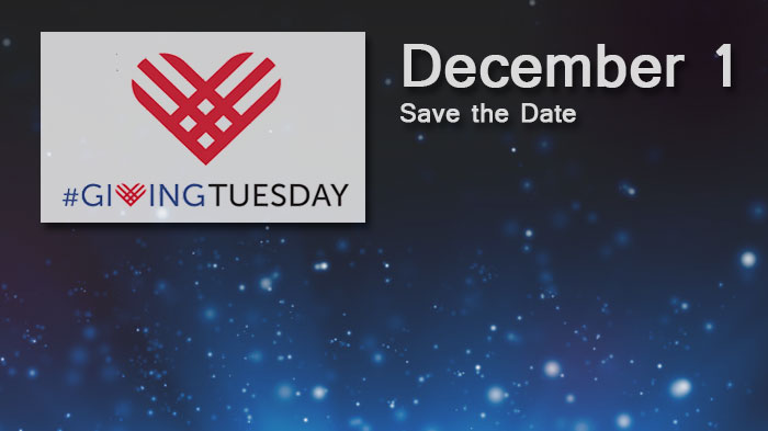 Make a Gift for Giving Tuesday