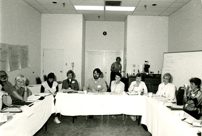 NCCS Founding Meeting