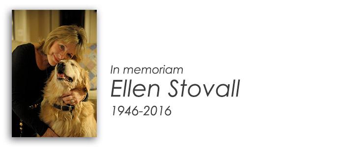 Ellen Stovall In Memoriam