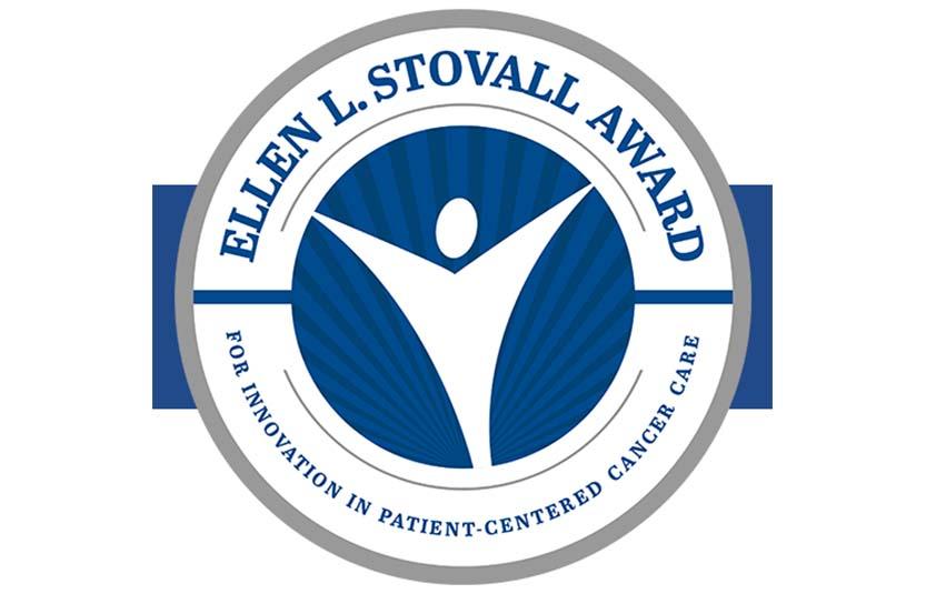Stovall Award sq Logo Bl Ribbon
