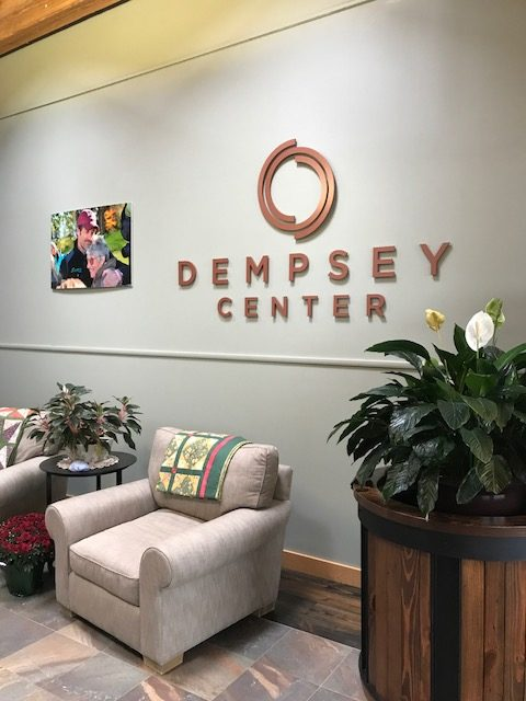 Dempsey Center Lobby