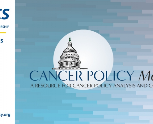 NCCS News Cancer Policy Matters