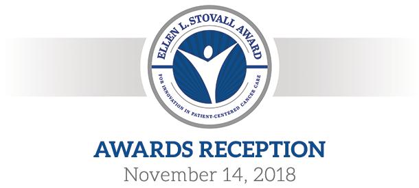2018 Ellen L. Stovall Awards Reception