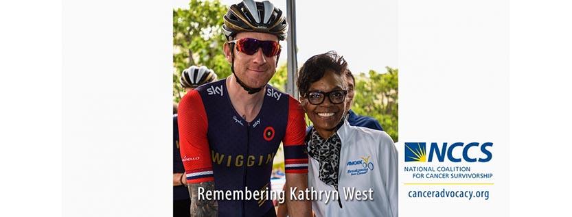 Remembering Kathryn West FI