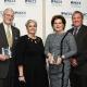2019 Stovall Award Honorees Brereton and Dornsife and presenters