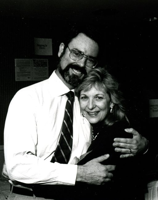 Fitz Mullan and Ellen Stovall