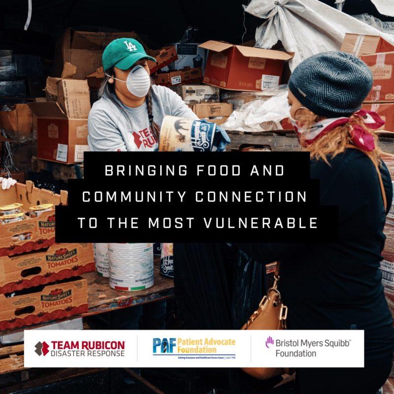Team Rubicon Coronavirus Food Assistance