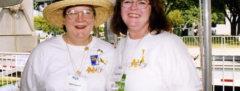 1998 The MARCH 33 Betsy Clark LadiesUnderTent MedRes