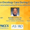 Radiation Oncology Care During COVID-19 Webinar Image