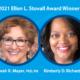 2021 Stovall Awardees