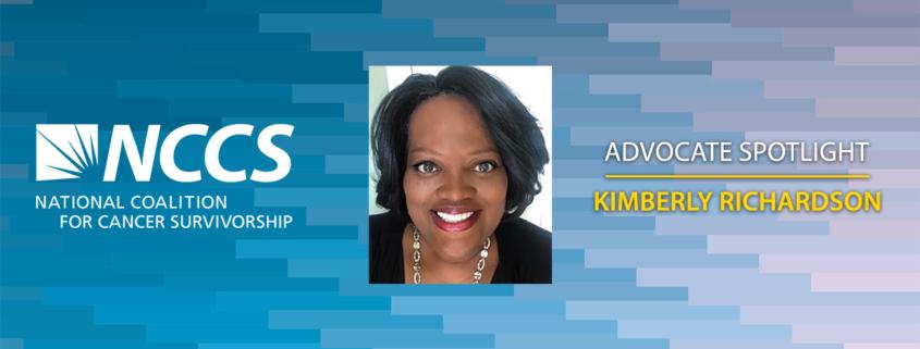 NCCS Advocate Spotlight Kimberly Richardson