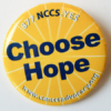 Choose Hope Button