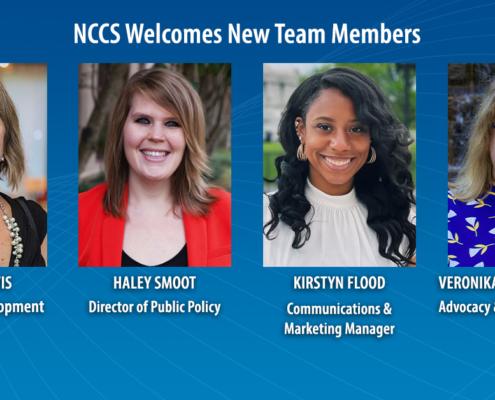 NCCS New Team Members