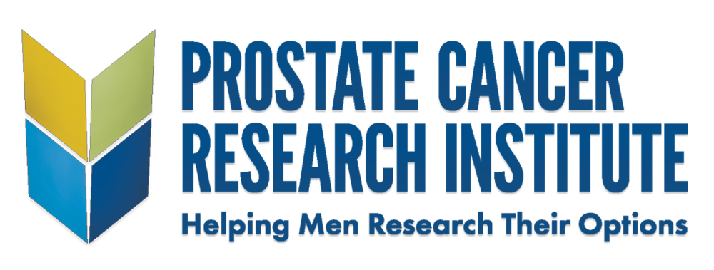 prostate cancer research institute logo